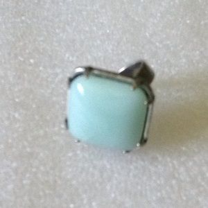 Vintage glass ring
